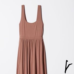 Aritzia Wilfred Free Assonance Dress